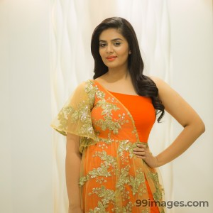 Sreemukhi Beautiful HD Photoshoot Stills & Mobile Wallpapers HD (1080p) - #18053