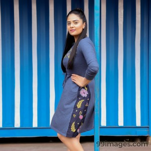 Sreemukhi Beautiful Photos & Mobile Wallpapers HD (Android/iPhone) (1080p) - #18001