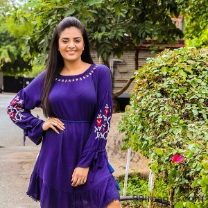 Sreemukhi Beautiful Photos & Mobile Wallpapers HD (Android/iPhone) (1080p) - #17988