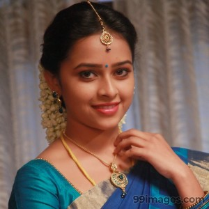 Sri Divya Cute HD Photos (1080p) - #8161