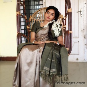 Vidhya Beautiful HD Photoshoot Stills & Mobile Wallpapers HD (1080p) (vidhya, television anchor, television actress, hd images)
