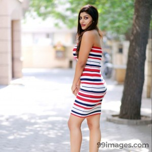 Yashika Anand Beautiful HD Photoshoot Stills & Mobile Wallpapers HD (1080p) - #19377