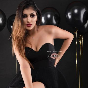 Yashika Anand Latest Hot HD Photoshoot Photos / Wallpapers (1080p)