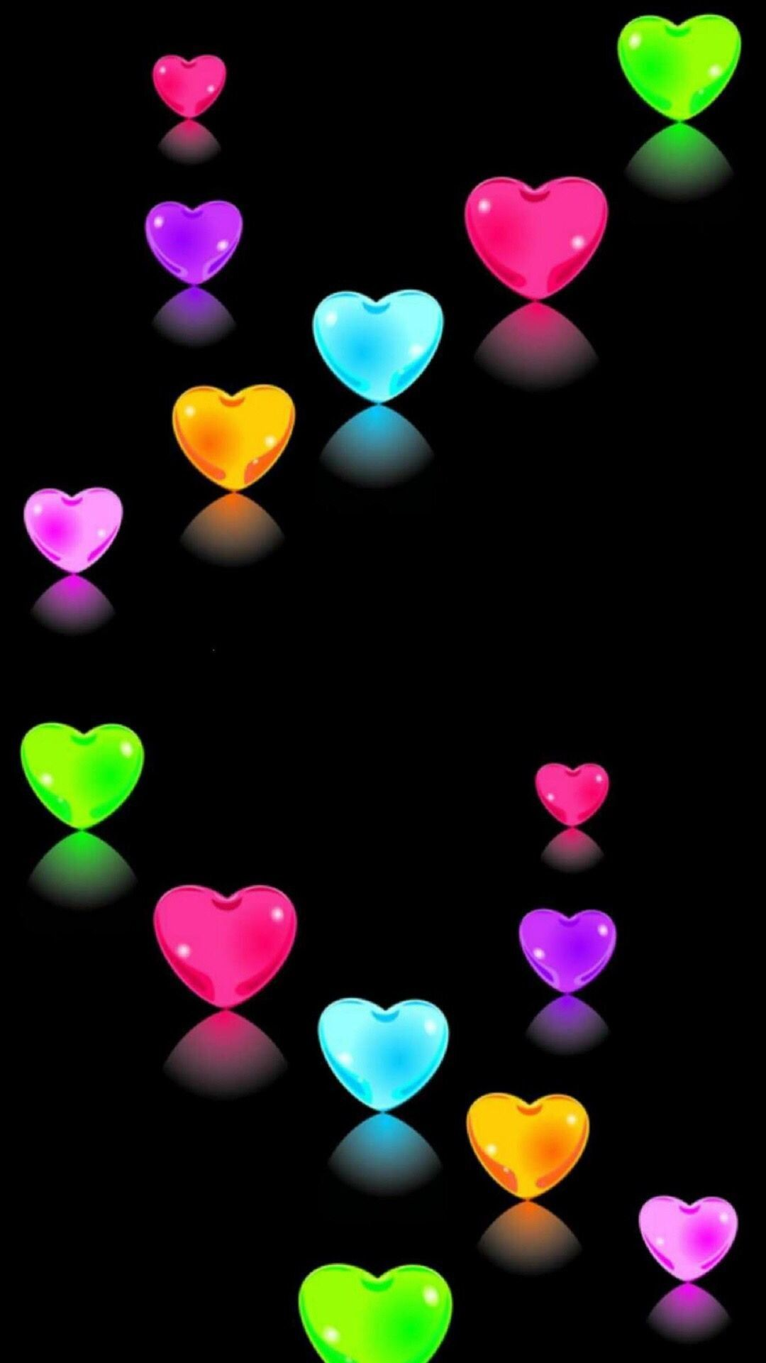 rainbow heartandroid iphone desktop hd backgrounds wallpapers 1080p 4k dgbqq