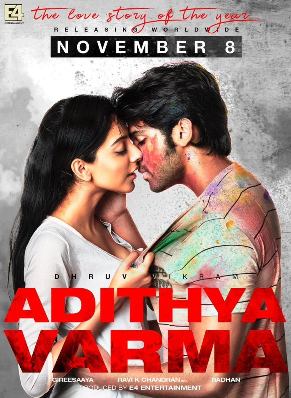Adithya Varma Movie Latest HD Photos, Posters & Wallpapers Download (1080p, 4K) (74058) - Adithya Varma, Dhruv Vikram