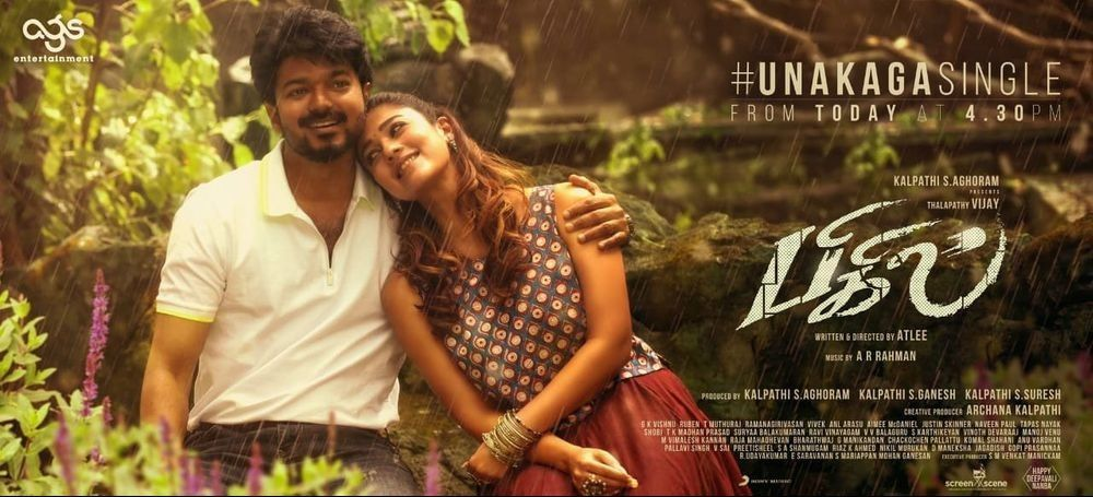 Bigil Movie Latest HD Photos & Posters, Wallpapers Download (1080p) (47113) - Bigil, Vijay, Nayanthara