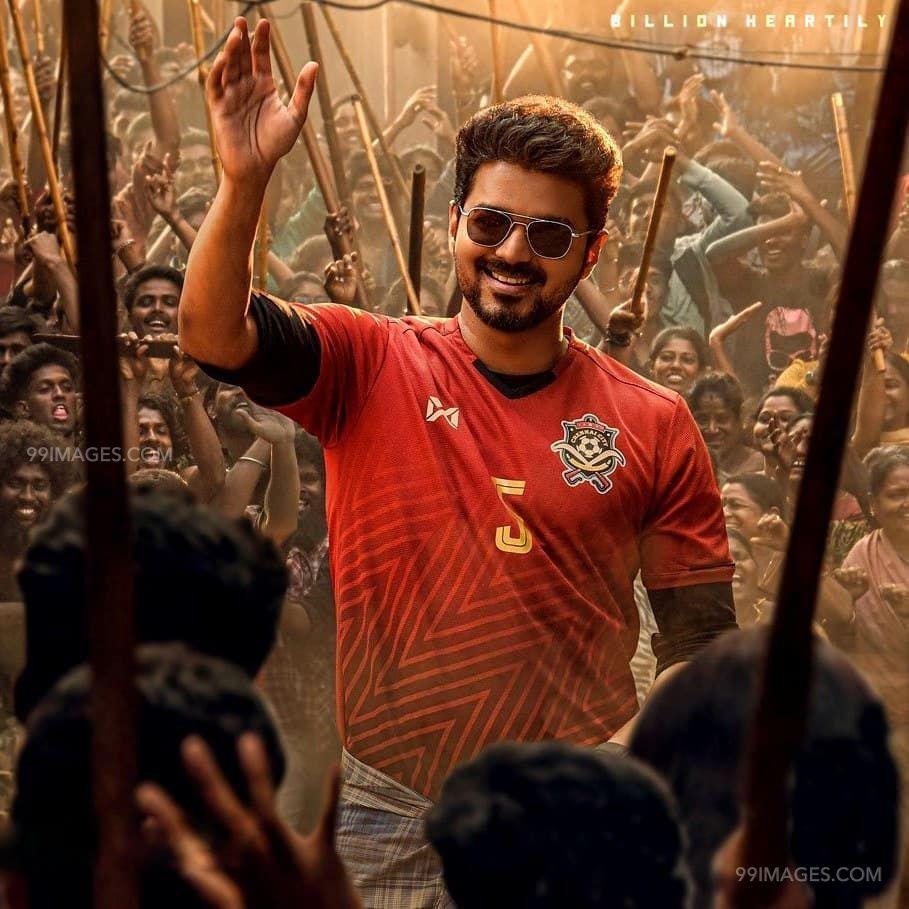 Bigil Movie Latest HD Photos & Posters, Wallpapers Download (1080p) (47088) - Bigil, Vijay