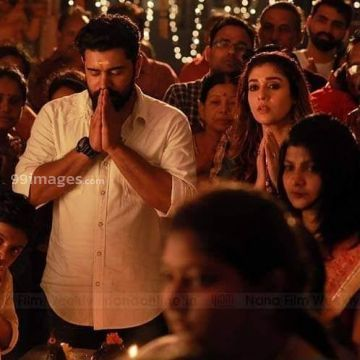 Nivin Pauly and Nayanthara starred Love Action Drama Movie HD Photos and posters