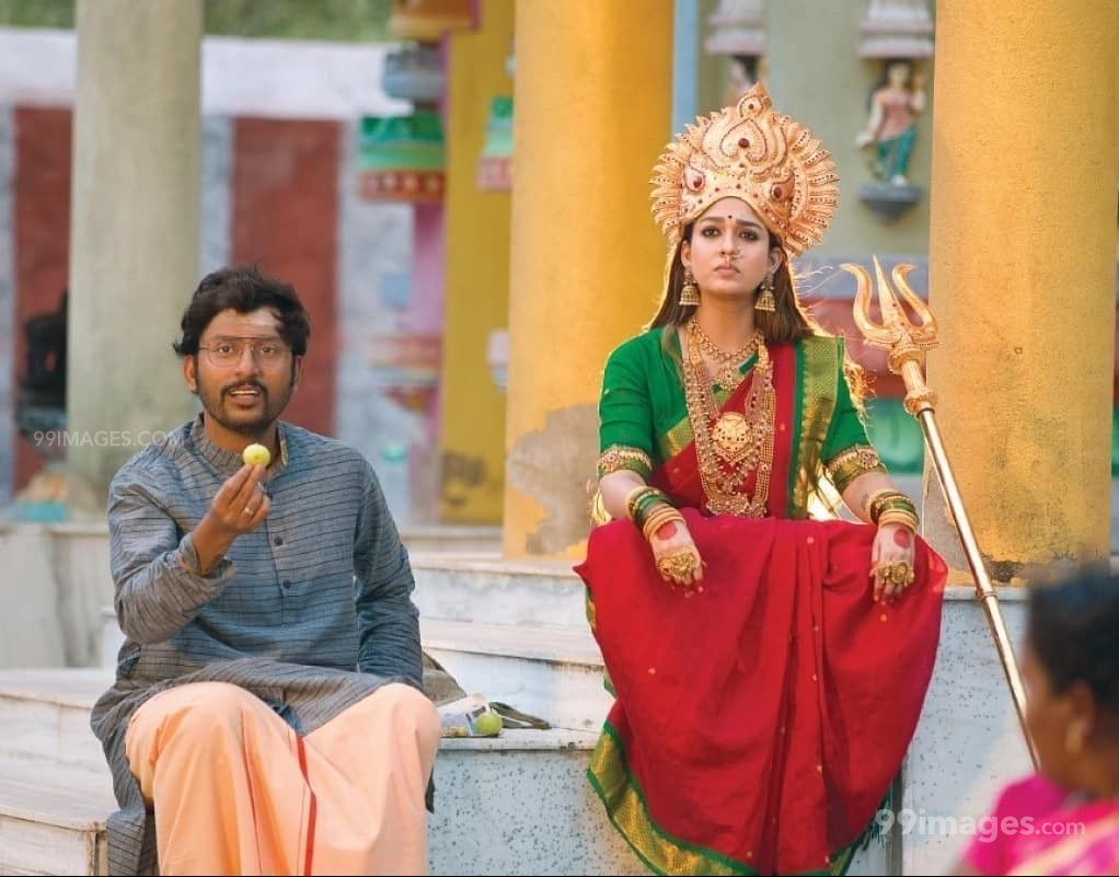 Mookuthi Amman Movie Latest HD Photos, Posters & Wallpapers Download (1080p, 4K) (538620) - Mookuthi Amman