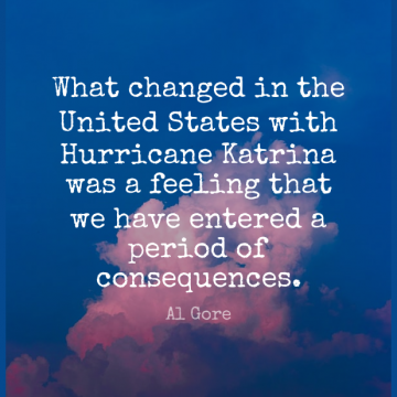 Short Change Quote by Al Gore about Feelings,Environmental,United States for WhatsApp DP / Status, Instagram Story, Facebook Post.
