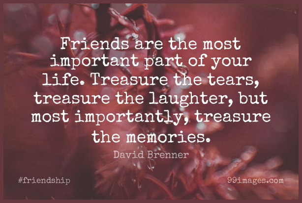 100 Short Friendship Quote By David Brenner About Best Friend Memories Laughter For Whatsapp Dp Status Instagram Story Facebook Post 614x414 2020