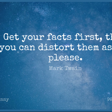 Short Funny Quote by Mark Twain about Inspirational,Sarcastic,Humor for WhatsApp DP / Status, Instagram Story, Facebook Post.
