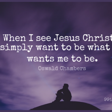 Short God Quote by Oswald Chambers about Faith,Christian,Religious for WhatsApp DP / Status, Instagram Story, Facebook Post.