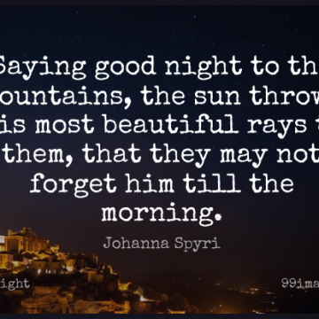 Short Good Night Quote by Dylan Thomas about Tattoo,Goodnight,Poetry for WhatsApp DP / Status, Instagram Story, Facebook Post.