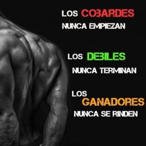 Best Gym/Fitness Quotes Collection (Bodybuilding & Motivation) - #15579
