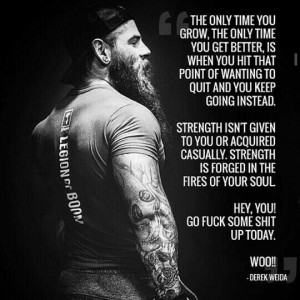 Best Gym/Fitness Quotes Collection (Bodybuilding & Motivation) - #15621