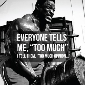 Best Gym/Fitness Quotes Collection (Bodybuilding & Motivation) - #15629