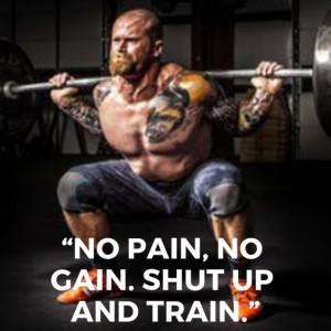 Best Gym/Fitness Quotes Collection (Bodybuilding & Motivation) - #15562