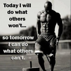 Best Gym/Fitness Quotes Collection (Bodybuilding & Motivation) - #15637