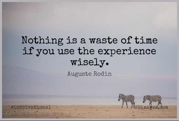 Short Inspirational Quote by Auguste Rodin about Leadership,Summer,Art for WhatsApp DP / Status, Instagram Story, Facebook Post. (478644) - Inspirational Quotes