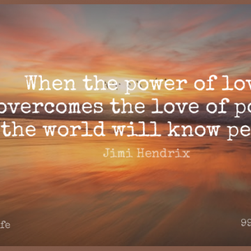 Short Life Quote by Jimi Hendrix about Love,Inspirational,Wisdom for WhatsApp DP / Status, Instagram Story, Facebook Post.