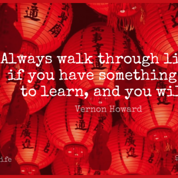 Short Life Quote by Vernon Howard about Inspirational,Inspiring,Education for WhatsApp DP / Status, Instagram Story, Facebook Post.