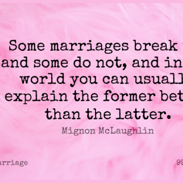 Short Marriage Quote by Anne Tyler about Lasts,Parenthood,Suspects for WhatsApp DP / Status, Instagram Story, Facebook Post.