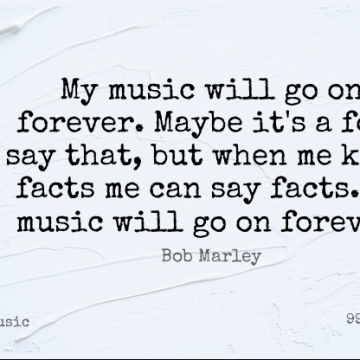 Short Music Quote by Bob Marley about Stupid,Forever,Rasta for WhatsApp DP / Status, Instagram Story, Facebook Post.