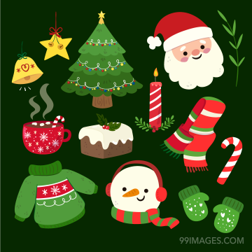 Merry Christmas [25 December 2019] Images, Quotes, Wishes, WhatsApp DP & Status Messages, Wallpapers HD (Funny, Friends, Family) - 3