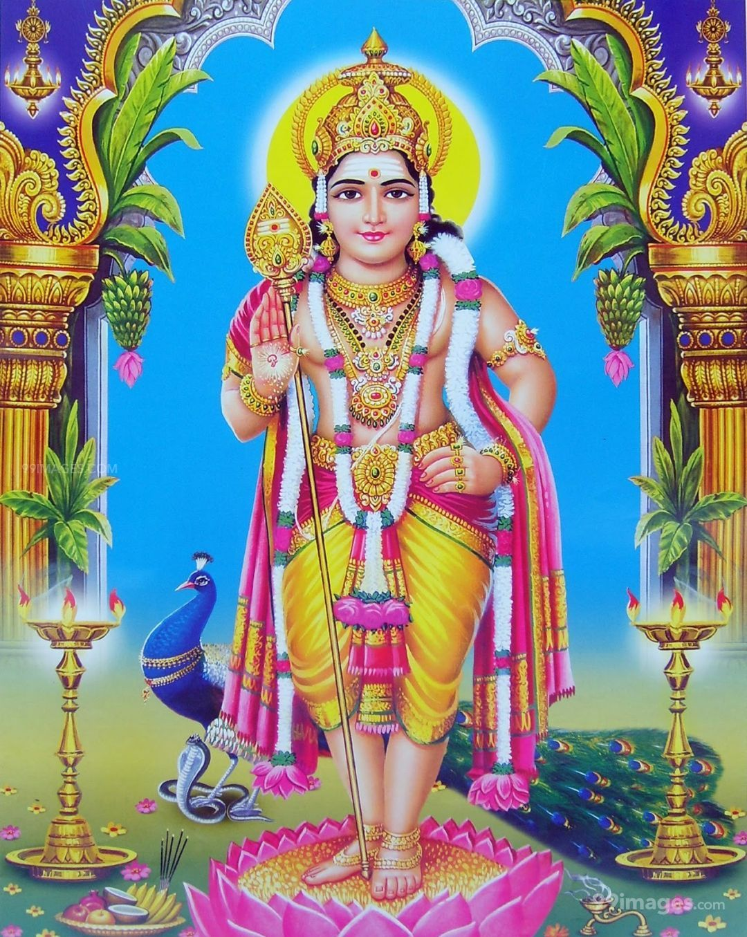 God Murugan Latest HD Photos & Wallpapers, WhatsApp DP (1080p) (484) - God Murugan