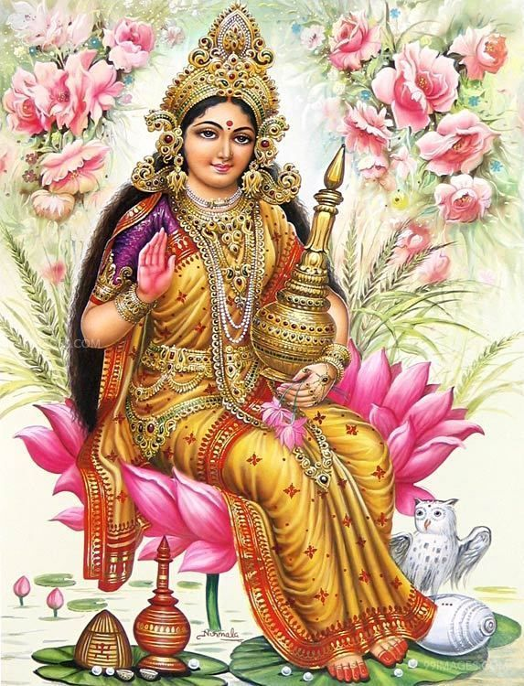 Goddess Lakshmi Best HD Photos (1080p) (7335) - Goddess Lakshmi