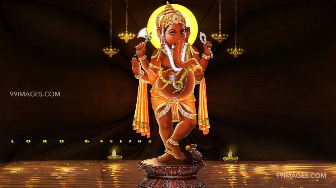 God Vinayagar (pillaiyar, Ganpati) Latest HD Photos/Wallpapers (1080p) (1471) - Lord Ganesha