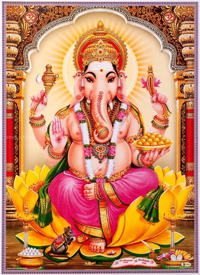 God Vinayagar (pillaiyar, Ganpati) Latest HD Photos/Wallpapers (1080p) (1433) - Lord Ganesha