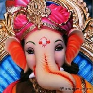 Lord Ganesha HD Wallpapers/Images (1080p) - #6910