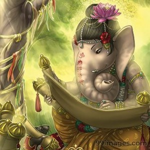 Lord Ganesha HD Wallpapers/Images (1080p) - #6912