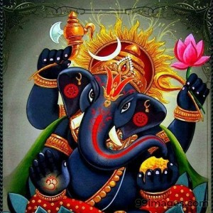 Lord Ganesha HD Wallpapers/Images (1080p) - #6897