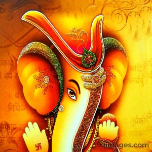 Lord Ganesha HD Wallpapers/Images (1080p) - #6915