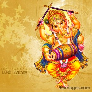 Lord Ganesha HD Wallpapers/Images (1080p) - #6901