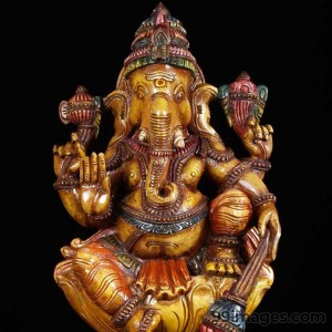 Lord Ganesha HD Wallpapers/Images (1080p) - #6908
