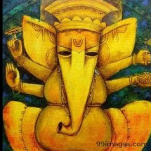 Lord Ganesha HD Wallpapers/Images (1080p) - #6913