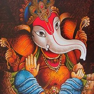 Lord Ganesha HD Wallpapers/Images (1080p) - #6902
