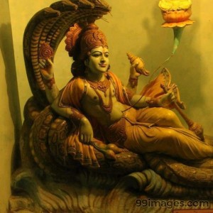 Lord Vishnu HD Images (1080p) - #5283