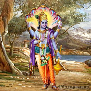 Lord Vishnu HD Images (1080p) - #5291