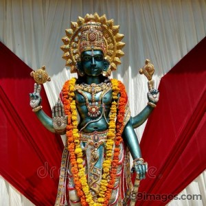 Lord Vishnu HD Images (1080p) - #5293