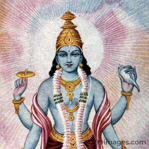 Lord Vishnu HD Images (1080p) - #5289