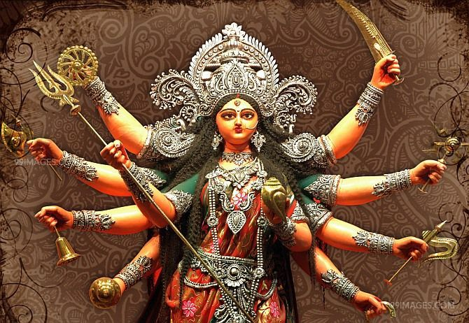 [October 25, 2020] Maa Durga Devi (Navaratri / Dussehra) Latest HD Photos / Wallpapers Download (1080p) (2859) - Maa Durga Devi