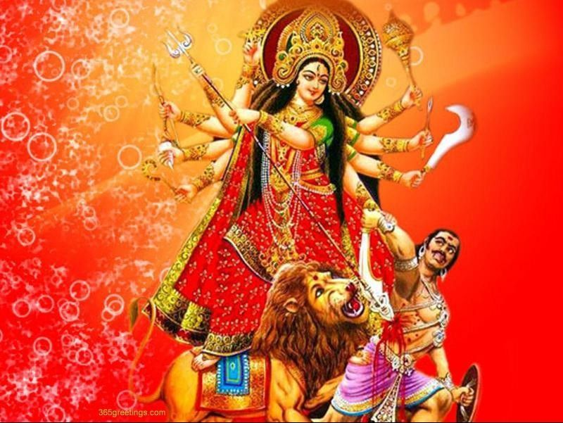 [October 25, 2020] Maa Durga Devi (Navaratri / Dussehra) Latest HD Photos / Wallpapers Download (1080p) (55721) - Maa Durga Devi