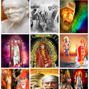 Shirdi Sai Baba  Best HD Photos (1080p) - #525