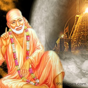 Shirdi Sai Baba  Best HD Photos (1080p) - #519