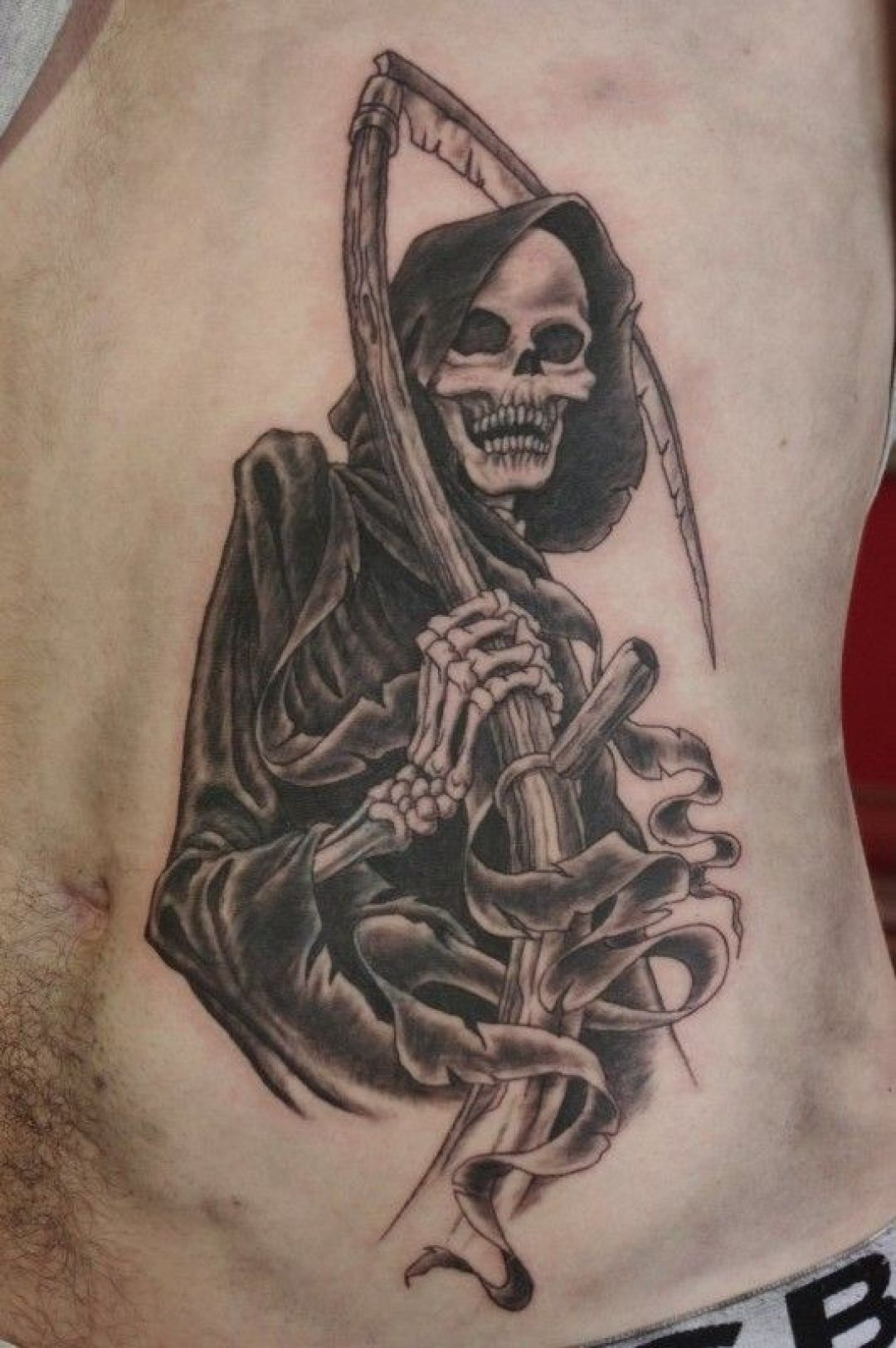 Death Ribs Tattoo Design (286325) - Best  Tattoos